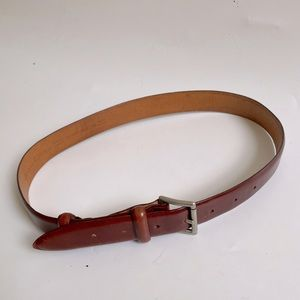 30 BANANA REPUBLIC BROWN LEATHER BELT